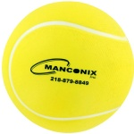 Polyurethane Tennis Stress Ball - 2 1/2