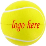 Polyurethane Tennis Stress Ball - 2 3/4