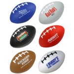 Polyurethane Football Stress Ball - 2 1/2