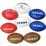 Polyurethane Football Stress Ball - 2 3/4