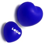 Heart Shaped Ball Squeezie or Stress Reliever