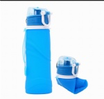 Portable Foldable Silicone Water Bottle