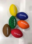 Relieve Stress Ball of Football Shaped