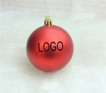 Custom Ornament or Christmas Ball -2 3/4