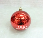 Bright Custom Ornament or Christmas Ball - 1  1/2