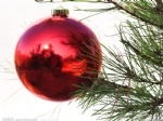 Bright Custom Ornament or Christmas Ball  2 3/8